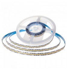 LED Strip SAMSUNG 2835 240 Led 24V IP20 3000K CRI -95 10mt