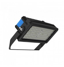 250W LED Floodlight Samsung Chip Meanwell Driver 60'D 4000K