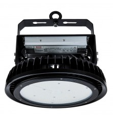 LED Highbay Samsung Chip - 500W 120' Meanwell Driver Dimmable Black Body 4000K