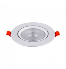 LED Downlight - Samsung Chip 10W Movable 6400K
