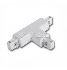 4T Track Light Accesory White