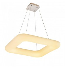 80W Pendant Square Color Changing D:750*750*120 Dimmable White  (3 in 1)