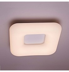 40W Pendant Square Color Changing D:460*460*95 Dimmable White (3 in 1)