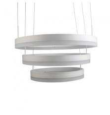 82W Soft Light Chandelier Dimmable White 3000K