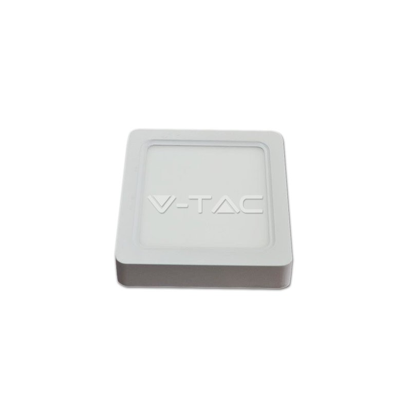 15W LED Surface Panel Downlight - Square 4500K