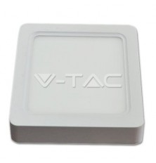 15W LED Surface Panel Downlight - Square 3000K