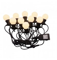 1W LED String Light 10M With 20 Bulbs EU RGBY