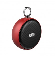 Portable Bluetooth Speaker With Micro USB And High End Cable 800mah Battery Red