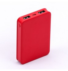 5K Mah Power Bank Red