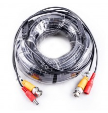 18 M Video And Powe Cable