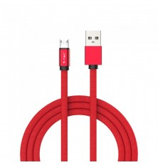 1 M Micro USB Cable Red - Ruby Series