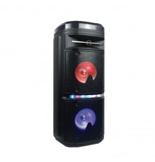 30W Rechargeable Trollet Speaker Wired Microphone RD Control