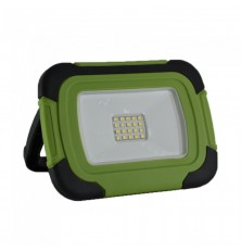 10W LED Floodlight Samsung Chip Rechargeable USB with SOS Function IP44 4000K