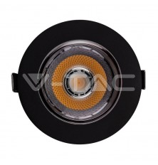 LED Chip Spotlight Round Recessed Samsung LED COB 10W...